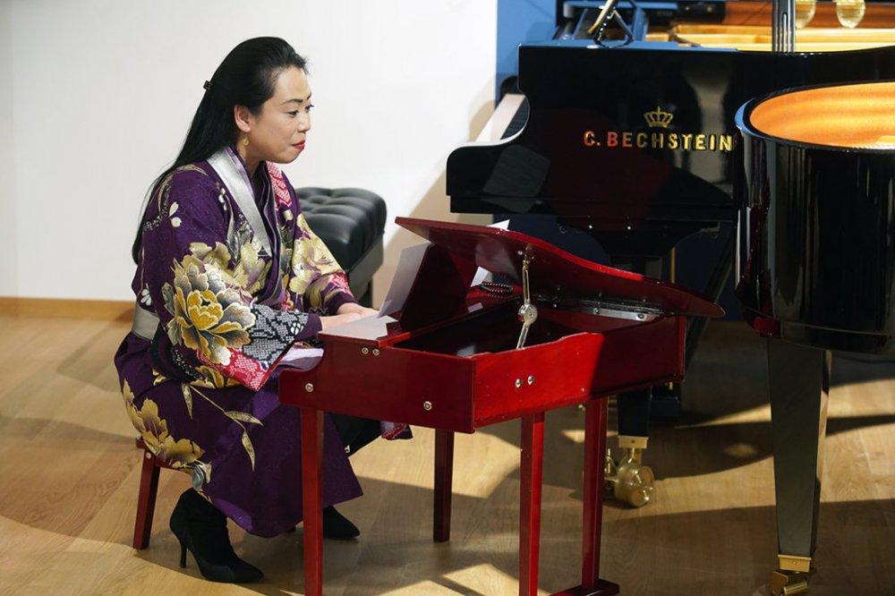 Suite for Toy Piano - Maki Namekava