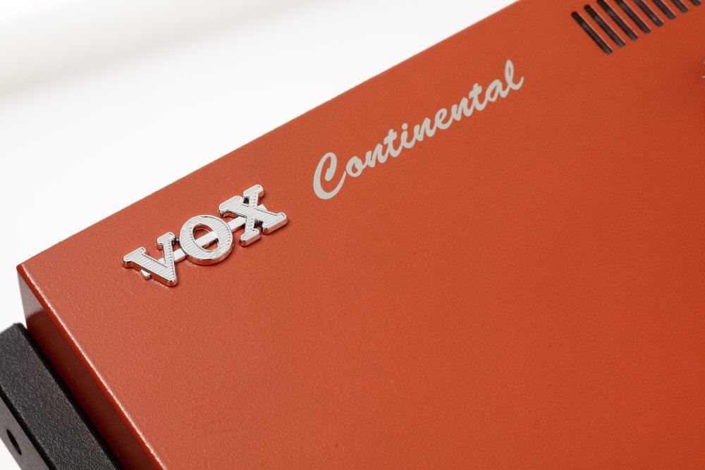 Vox Continental 61 - Stage ograny