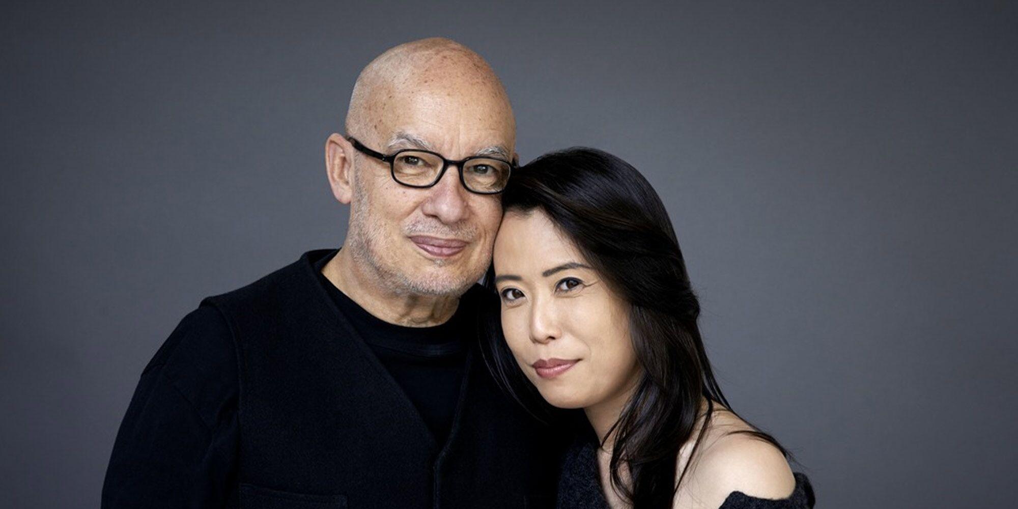 Dennis Russel Davies & Maki Namekawa
